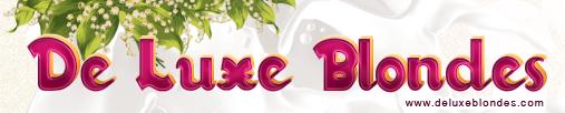 Deluxeblondes logo